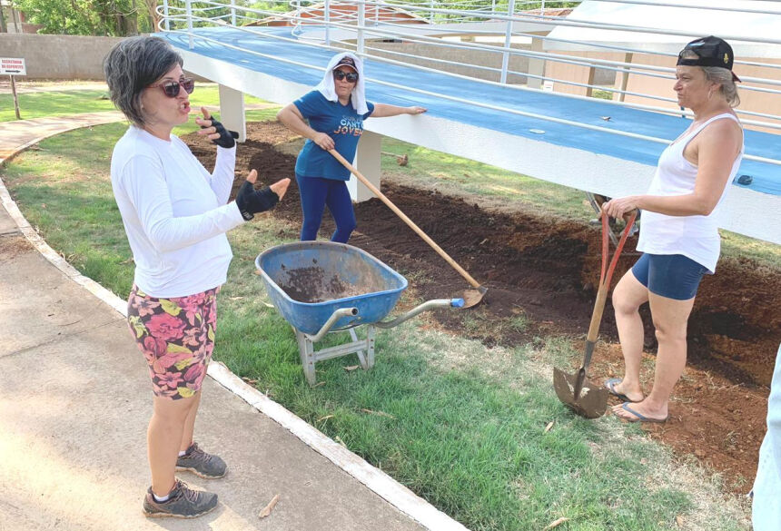 Alunos escolheram o CMU para o trabalho de campo. Foto: Jabuty
