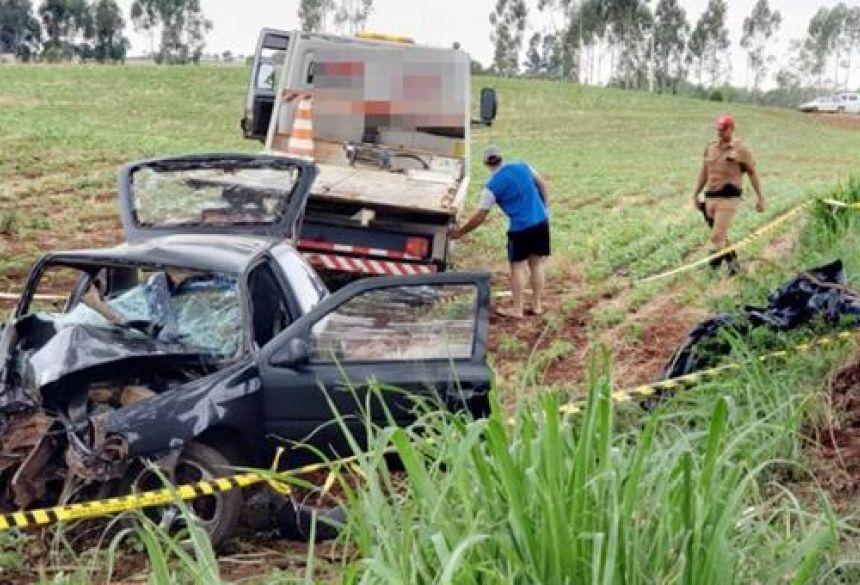 FOTOS: RBJ - Trágico acidente mata quatro pessoas da mesma família