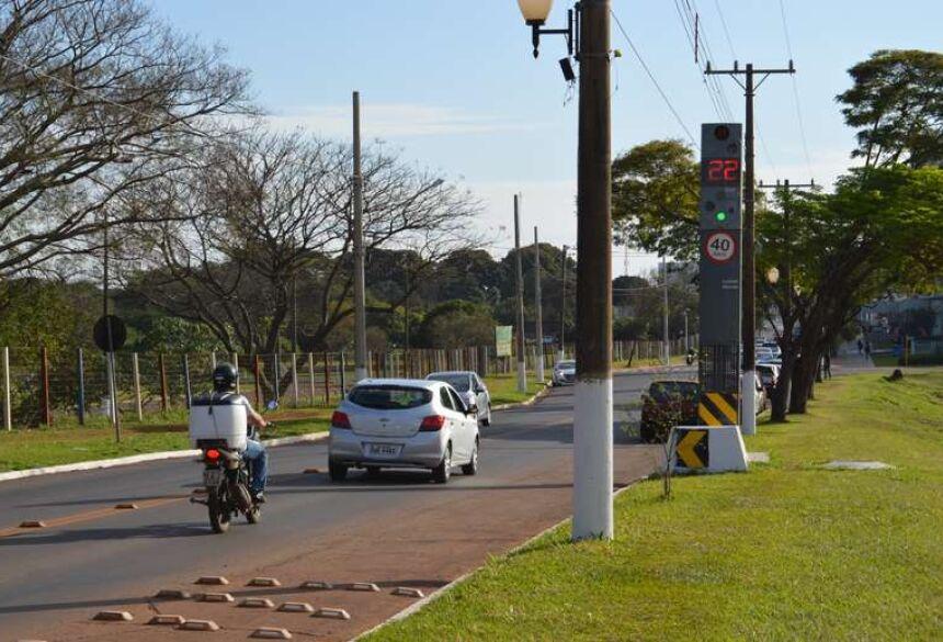 Foto: Dourados News - Estado de MS prepara licitação para novo modelo de radares nos municípios
