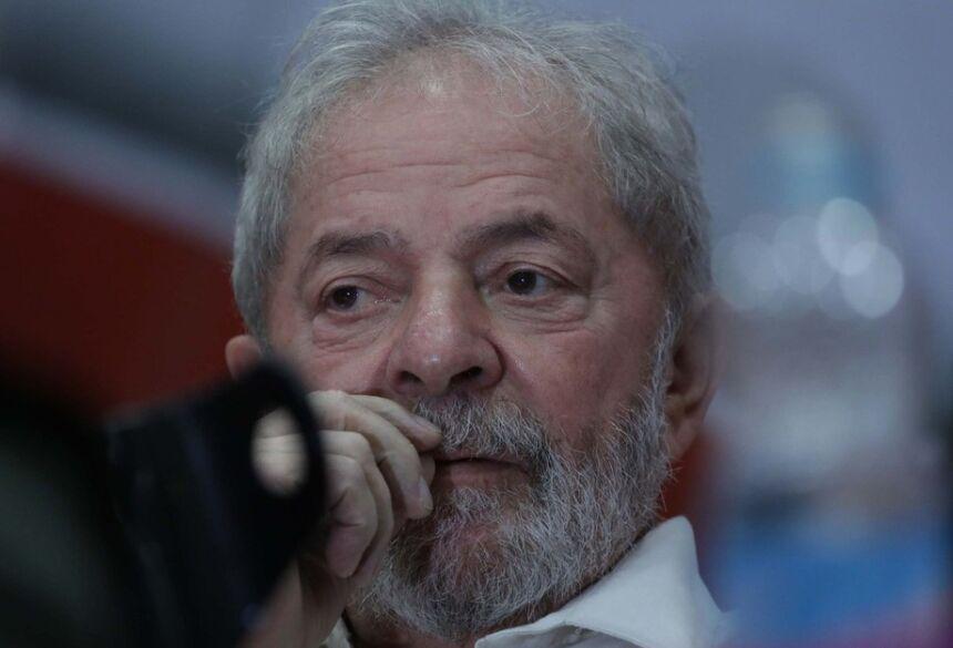 Defesa de Lula pediu a soltura dele após decisão do STF  Foto: Reprodução