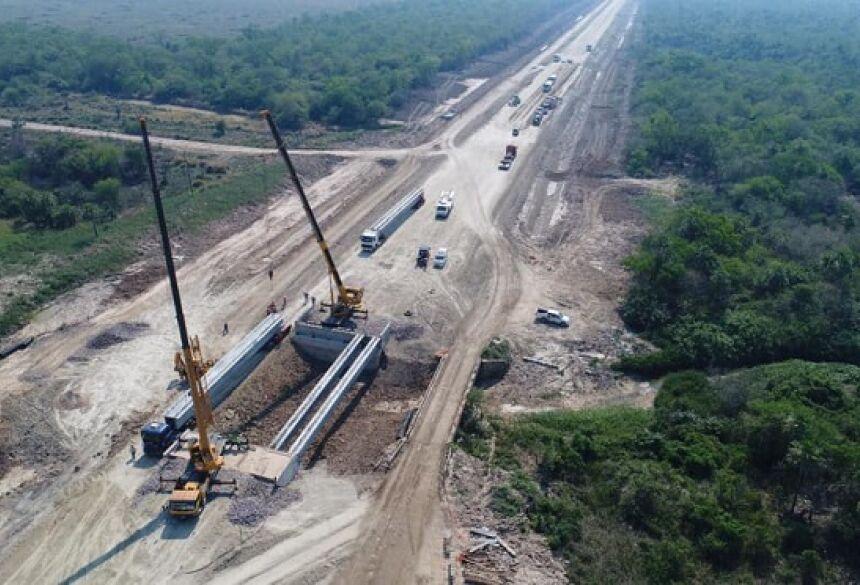 Fotos: Ministerio de Obras Públicas y Comunicaciones   Paraguai