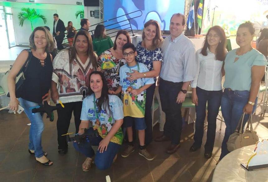Bonito recebeu dois prêmios na edição do programa deste ano. Foto: Divulgação
