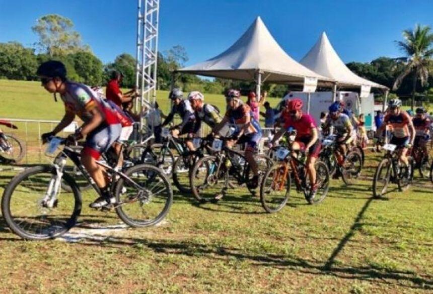 Evento de Mountain Bike vai ocorrer domingo (Foto: Esporte MS)