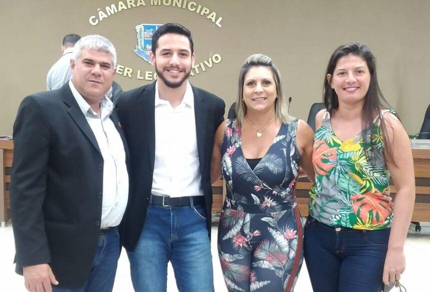Câmara aprova projeto que muda Viveiro Municipal para Viveiro Eduardo Domingos Tumelero em Bonito