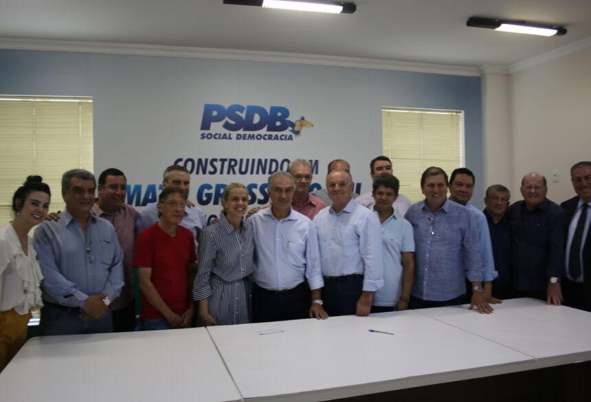 Prefeito virá para disputa à reeleição em 2020 Foto: Mariana Castelar/ Assessoria de imprensa PSDB
