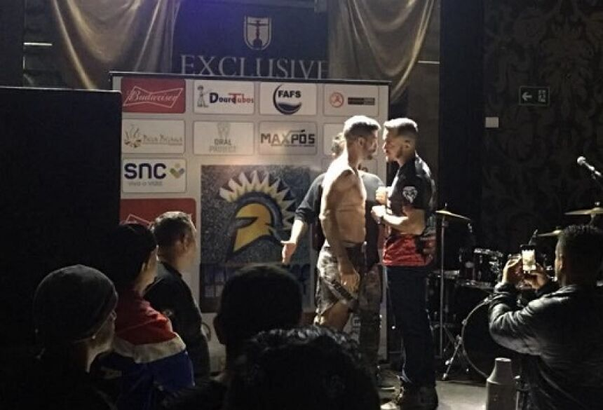 Competição reunirá cerca de 20 lutadores (Foto: Divulgação)