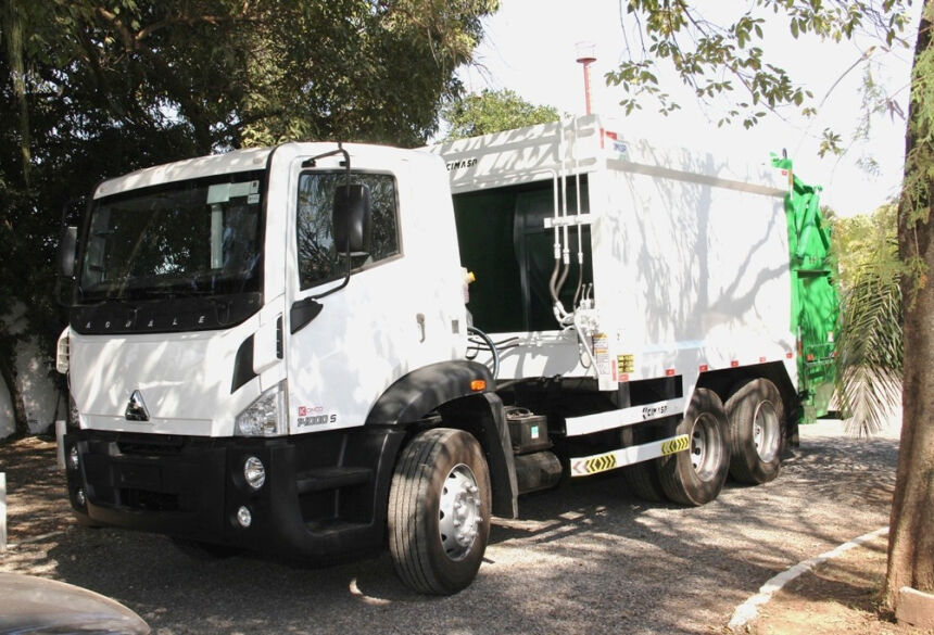 Novo veículo permitirá a manutenção de um caminhão de reserva. Foto: Jabuty