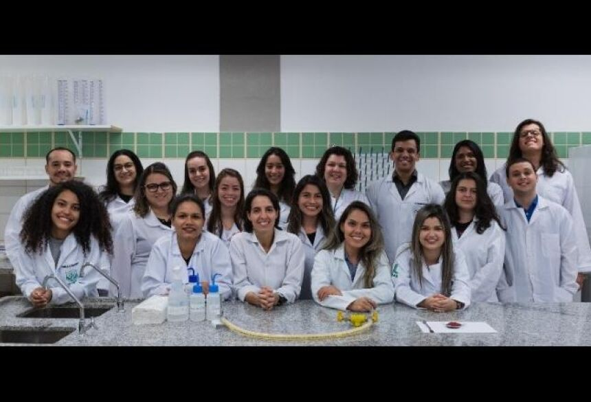 Equipe de pesquisadores da UFMS - Reprodução