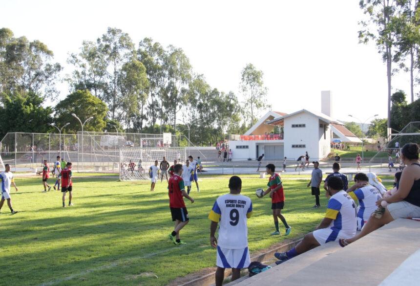 Evento incluirá competições de futebol society, futsal, tênis e skate, entre outras modalidades. Foto: Jabuty