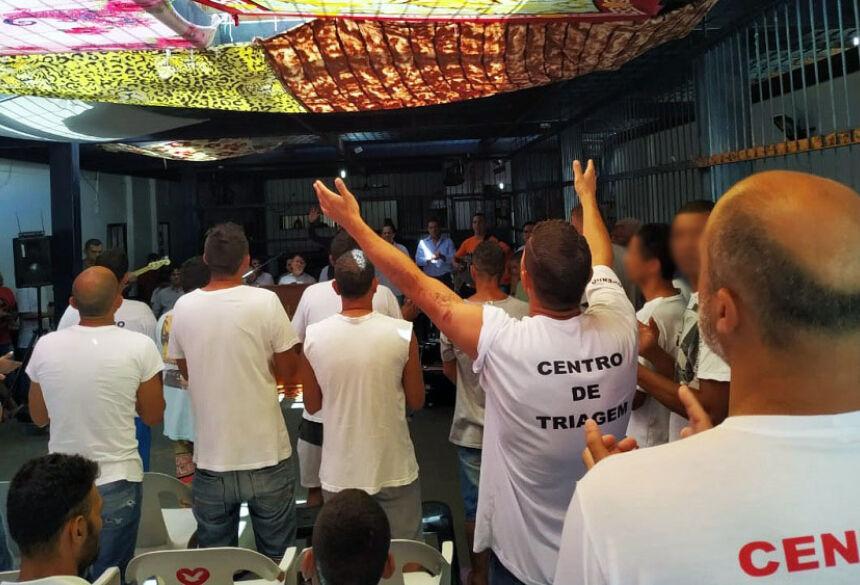Fotos: Divulgação Agepen