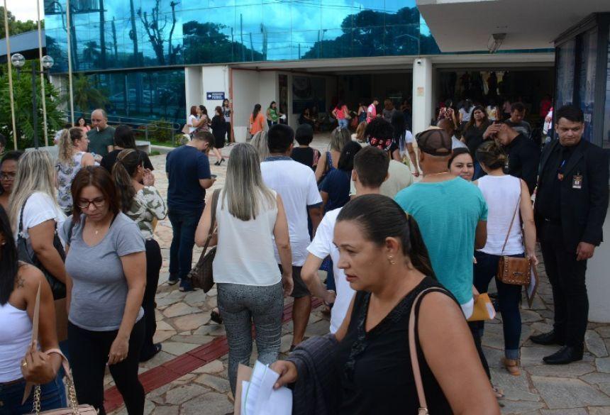Prova foi realizada no dia 19 de janeiro - Foto: Álvaro Rezende/Correio do Estado