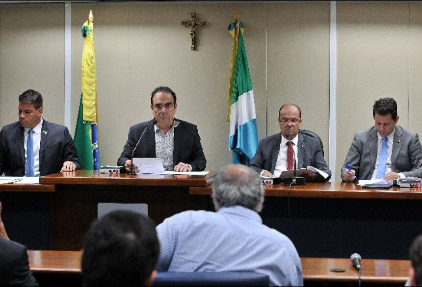 Deputado rebateu representantes da Energisa e defendeu apuração da comissão - Valdenir Rezende/Correio do Estado