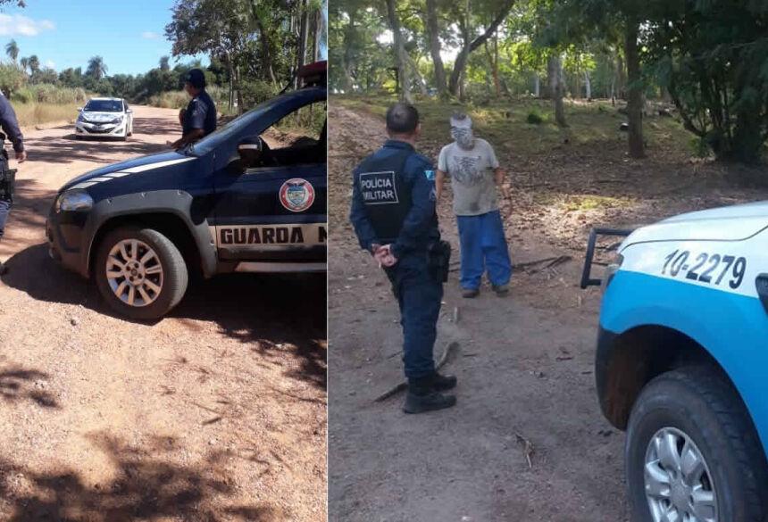 Em Bonito (MS): Guarda Municipal e PM pegam pesado na fiscalização em ranchos no Águas do Miranda