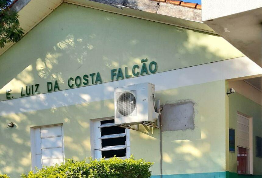 Foto: Fabinho Victorino - Escola Falcão vai entregar 'Kit Alimentação' para cada aluno, veja o cronograma de entrega em Bonito