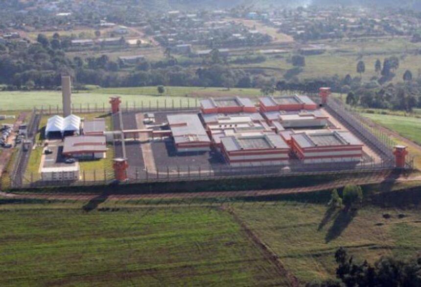 Em MS, convocados serão lotados no Presídio Federal de Campo Grande - Foto: Arquivo