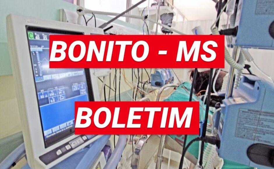 BOLETIM: Novos casos de coronavírus são confirmados nas últimas 24h em Bonito (MS)