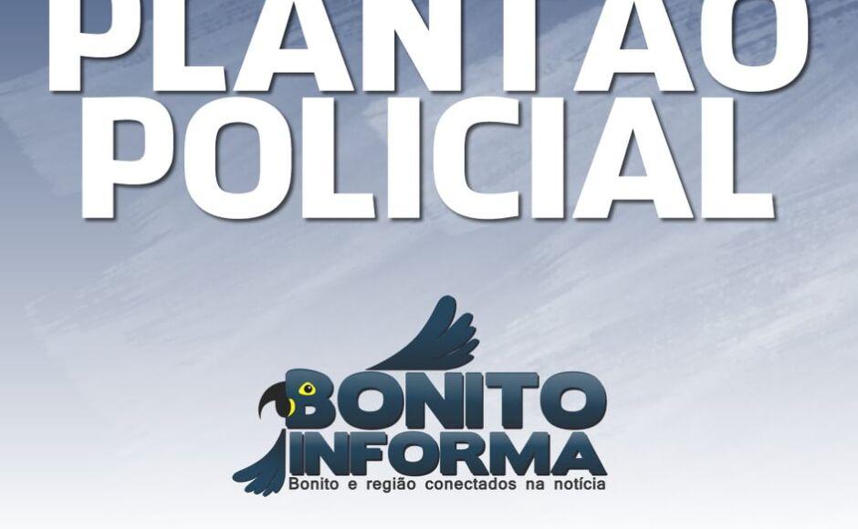 Ladrão arromba porta em pet shop e furta R$ 400 em Bonito (MS)