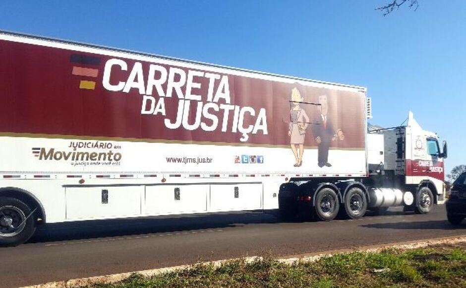Justiça retoma atendimento itinerante gratuito nesta segunda-feira em Ladário e BODOQUENA