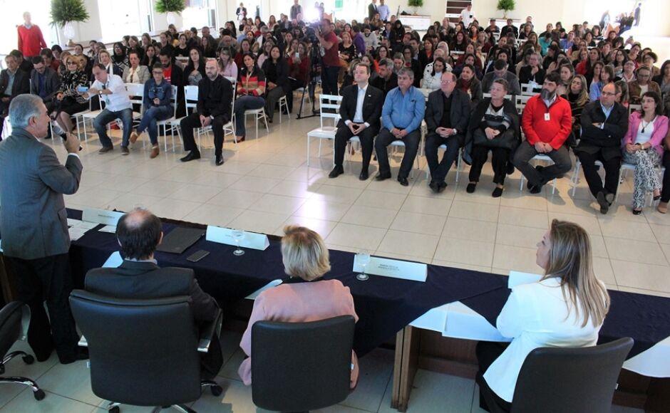 Governador e ministro lançam Currículo de Mato Grosso do Sul