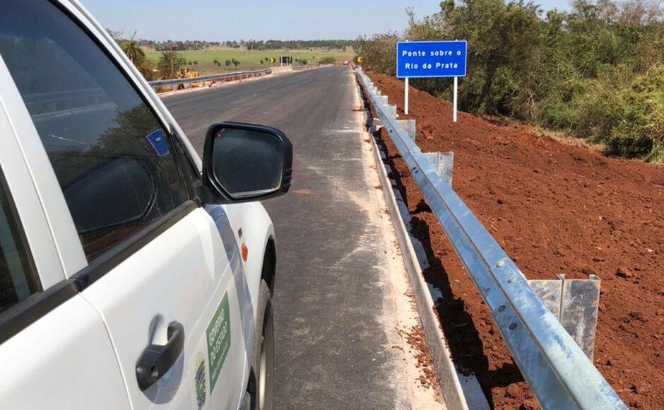 OBRA INACABADA: Concluída após 15 anos, Estrada do Curê é liberada ao tráfego em Bonito (MS)
