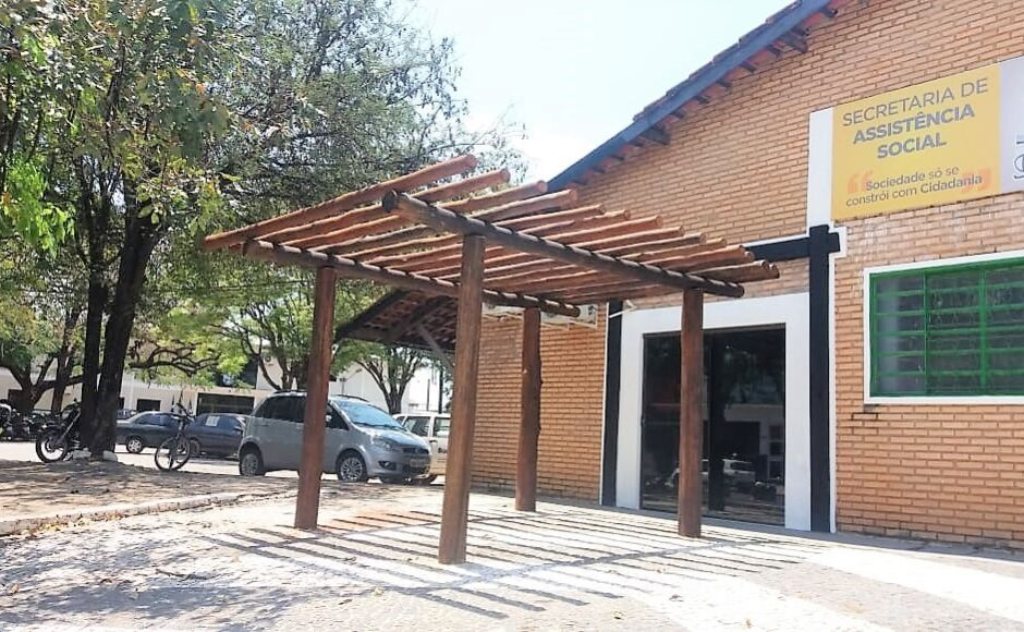 Prefeitura reforma instalações do Programa Bolsa Família que atende 650 beneficiários em Bonito (MS)