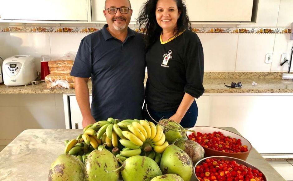 SEMA distribui frutas produzidas no Viveiro de Mudas Nativas de Bonito (MS)