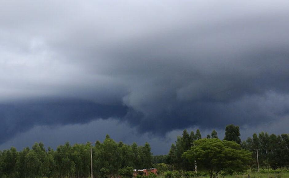 Bonito e outros 50 municípios de Mato Grosso do Sul estão sob alerta de tempestade