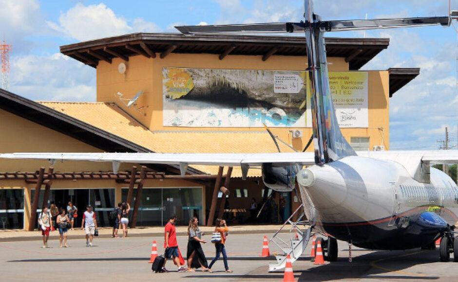 Aumento de frequência e novos voos conectam MS a principais destinos do País