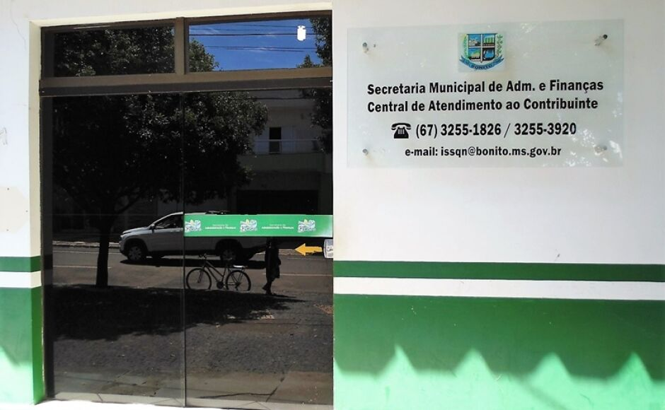 Carnê do IPTU 2019 já pode ser impresso pela internet em Bonito