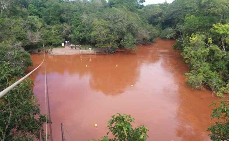 Assembleia cria Frente de combate ao turvamento dos rios de Bonito