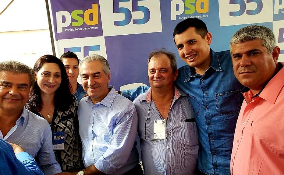 PSD de Bonito (MS) tem nova presidente, com aval de Nelsinho