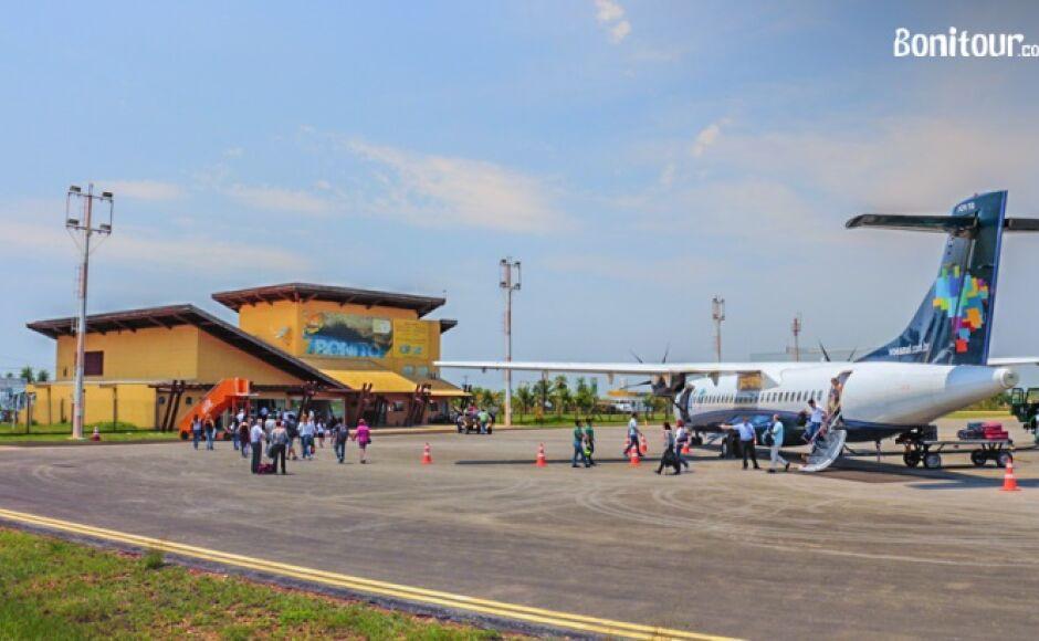 Governo do MS assina nesta terça 'Decola MS', programa vai ampliar voos em BONITO e demais cidades