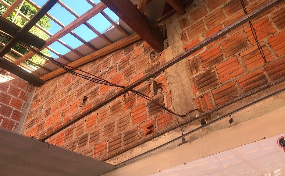 BONITO (MS): Prefeitura identificou graves erros e divulga 'Nota' reforma do CEI Laura Vicuña