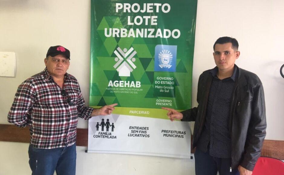 Vereadores comparecem a AGEHAB para cobrar esclarecimento sobre Loteamento Rio Mimoso em Bonito