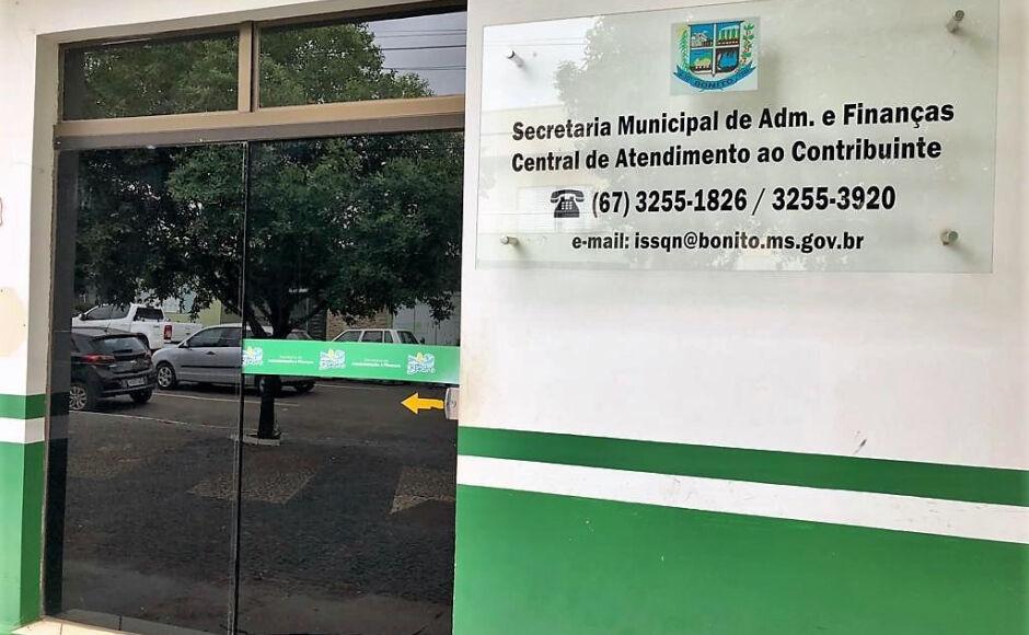 Confira as condições especiais para pagar IPTU e ISS em atraso em Bonito (MS)