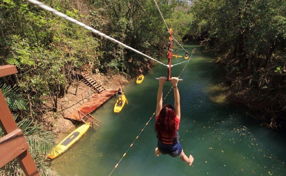 ESPECIAL IDB: Cabanas Aventura é destino certo para quem procura diversão e contato com a natureza