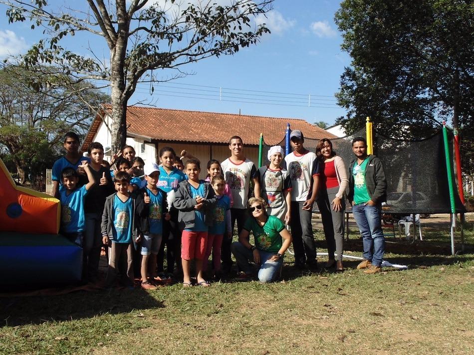 FOTOS: JABUTY - Família Legal têm apoio de empresa para atividades ao ar livre em Bonito (MS)