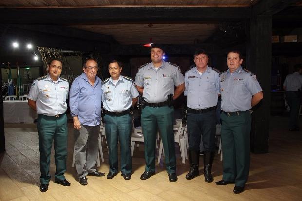 FOTOS: JABUTY - Prefeito participa da formatura de 46 agentes de trânsito em Bonito (MS)