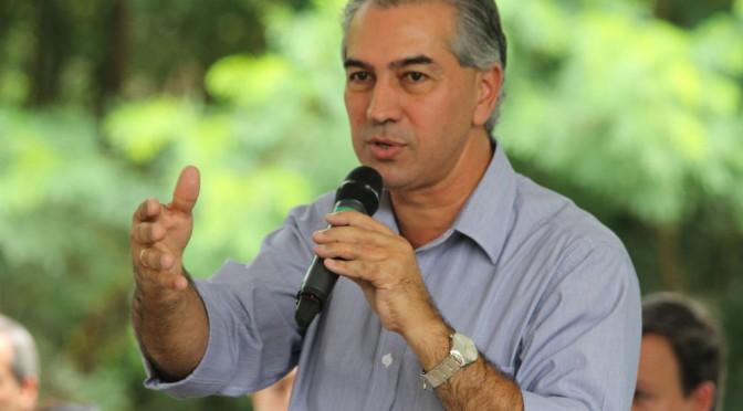 Reinaldo abre hoje o 18º FIB assina ordem de R$ 2,2 milhões, visita e lança obras em Bonito (MS)