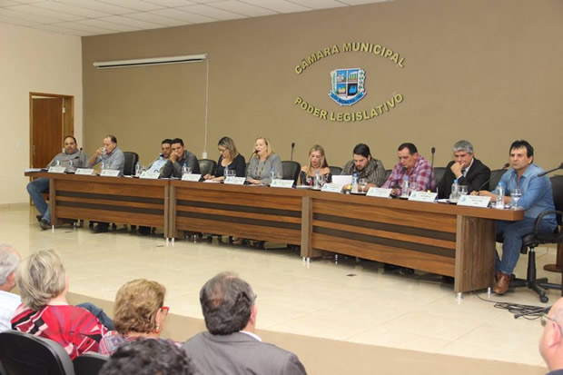 FOTOS: JABUTY - Câmara aprovou 06 Indicações e 04 Requerimentos durante abertura do 2º semestre