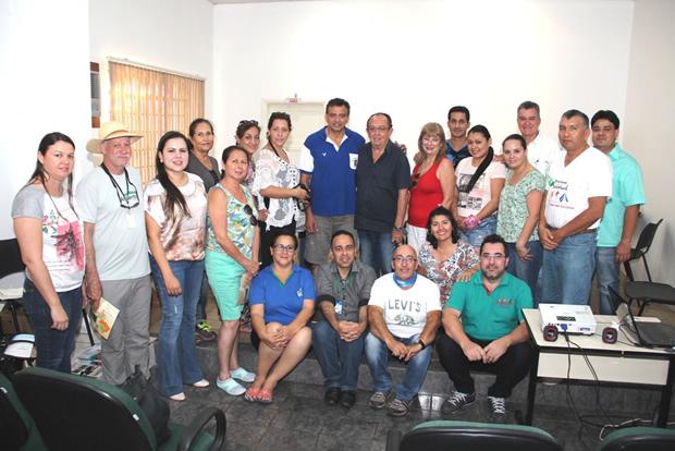 FOTO: JABUTY - Bonito recebe delegação da cidade de Roboré, da Bolívia