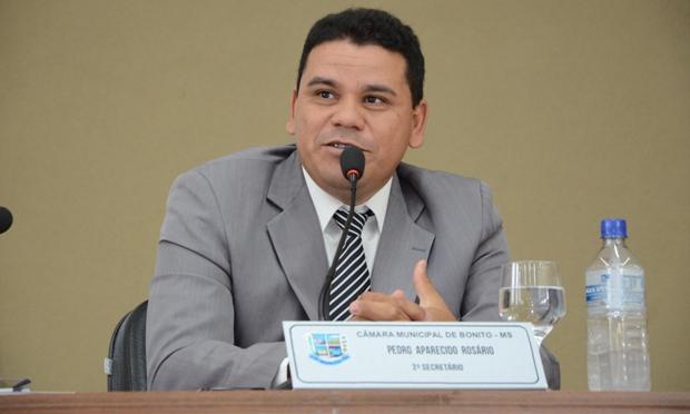FOTO: ROGÉRIO SANCHES / BONITO INFORMA - Vereador quer substituição de quadros-negros pelos que utilizam caneta tipo Pilot nas escolas